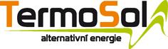 logo firmy TermoSol - výhradní distributor EnergyPanel pro ČR a Slovensko