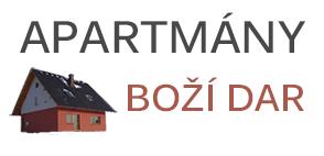 logo firmy APARTMÁNY BOŽÍ DAR