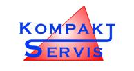 logo firmy KOMPAKT SERVIS PRAHA s.r.o.