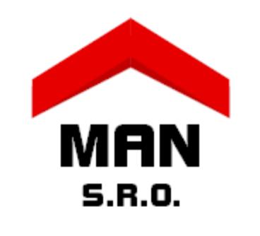 logo firmy KLEMPÍŘSTVÍ MAN