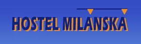 logo firmy  Hostel Milánská