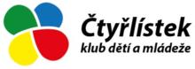 logo firmy Klub dětí a mládeže Čtyřlístek, z.s.