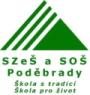 logo firmy Støední zemìdìlská škola a Støední odborná škola Podìbrady, pøíspìvková organizace