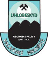 logo firmy UHLOBESKYD - obchod s palivy, spol. s r. o.