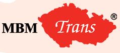 logo firmy M B M Trans, s. r. o.