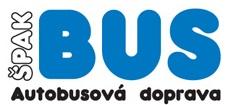 logo firmy ŠpakBUS