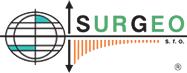 logo firmy SURGEO, s.r.o.