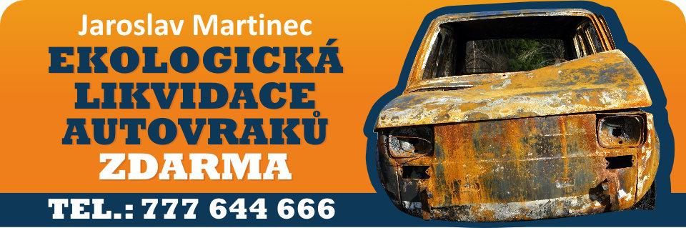 logo firmy Jaroslav Martinec - Automartinec