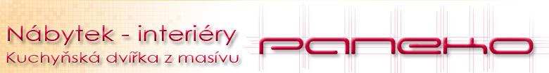 logo firmy PANEKO - Stanislav Pánek