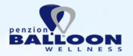 logo firmy Balloon penzion