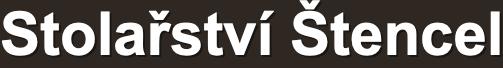 logo firmy ŠTENCEL DALIBOR
