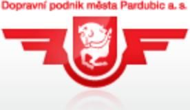 logo firmy DOPRAVNÍ PODNIK MĚSTA PARDUBIC