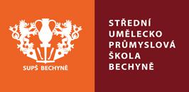 logo firmy Støední umìleckoprùmyslová škola, Bechynì, Písecká 203