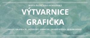 logo firmy Marta Øezníèková Hubálovská