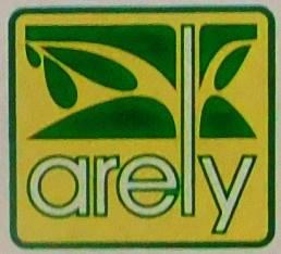 logo firmy Bio oøíšková másla Arely
