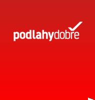 logo firmy Podlahy dobře Třebíč