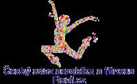 logo firmy Èeský svaz aerobiku a fitness FISAF.cz, z. s.