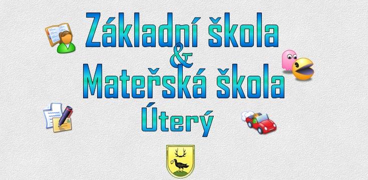 logo firmy Základní škola a Mateřská škola Úterý