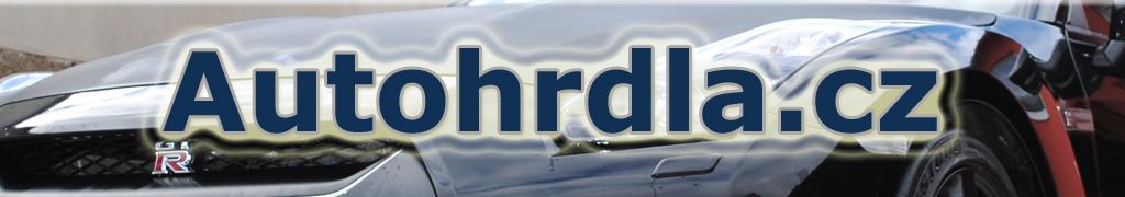 logo firmy HRDLA AUTO
