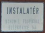 logo firmy Karel Pospíchal