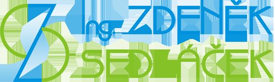 logo firmy Ing. Zdeněk Sedláček - geodetické práce