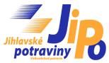 logo firmy JIHLAVSKÉ POTRAVINY