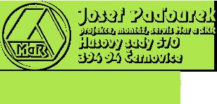 logo firmy Josef Païourek - MaR