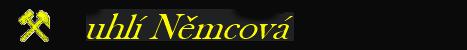 logo firmy Marie Nìmcová - Uhlí Nìmcová