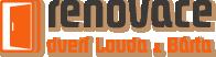 logo firmy Renovace dveří Louda & Bárta