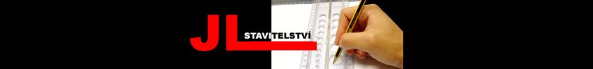 logo firmy JL - Stavitelství