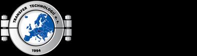 logo firmy TRANSFER TECHNOLOGIÍ a.s.