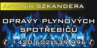 logo firmy Antonín Szkandera