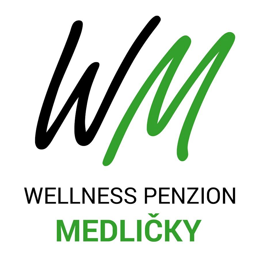 logo firmy Wellness penzion Medličky