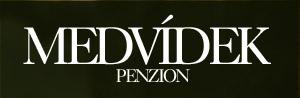 logo firmy PENZION MEDVÍDEK