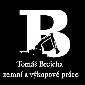 logo firmy TOMÁŠ BREJCHA - ZEMNÍ A VÝKOPOVÉ PRÁCE