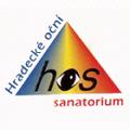 logo firmy Hradecké oční sanatorium, s.r.o. HOS