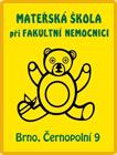 logo firmy Mateřská škola při Fakultní nemocnici Brno