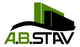 logo firmy A.B. Stav- Ivo Karkoška