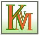 logo firmy KMV-Travní koberce