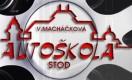 logo firmy MACH��KOV� AUTO�KOLA