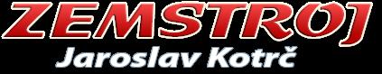 logo firmy Jaroslav Kotrè - Zemstroj