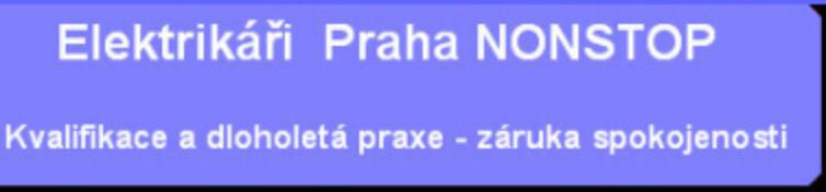 logo firmy Elektrikáři - Praha.cz