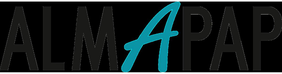 logo firmy ALMAPAP