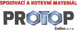 logo firmy PROTOP-ZADINA
