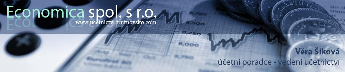 logo firmy ECONOMICA spol. s r.o.