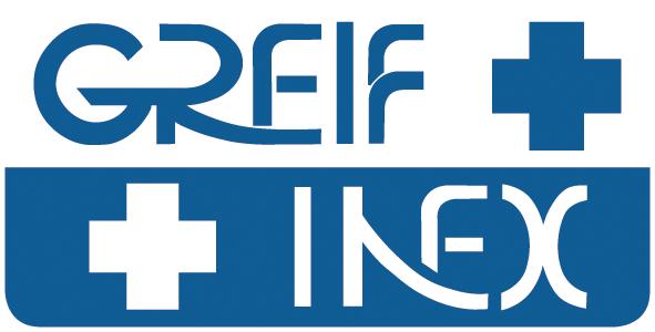 logo firmy GREIF-INEX