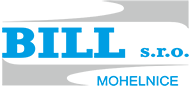 logo firmy BILL, s. r. o.