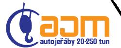 logo firmy AUTOJEŘÁBY MALINA