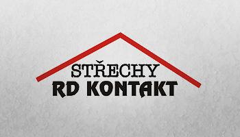 logo firmy Střechy RD KONTAKT