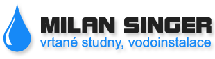 logo firmy Milan Singer